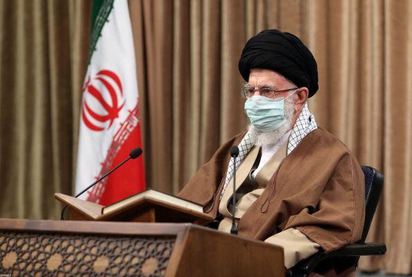 KHAMENEI.IR / AFP