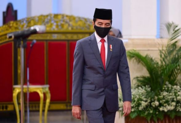 Biro Pers Sekretariat Presiden/Muchlis Jr