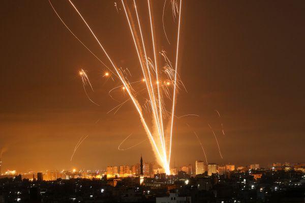 AFP/MOHAMMED ABED