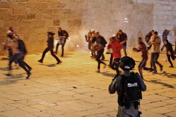 Ahmad GHARABLI / AFP
