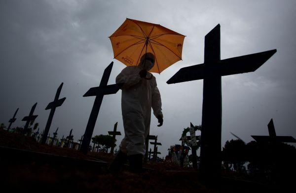 AFP/MICHAEL DANTAS