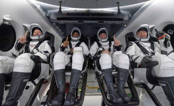 Bill INGALLS / NASA / AFP