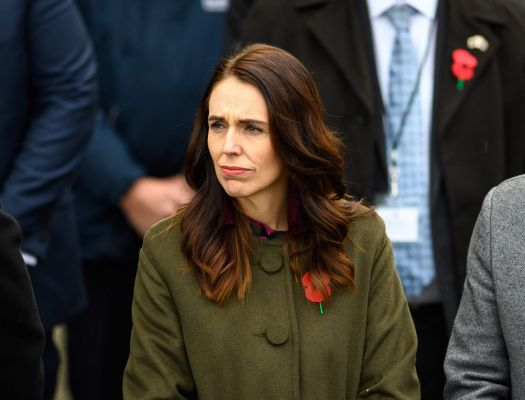Mark Tantrum / Visits and Ceremonial Office New Zealand / AFP