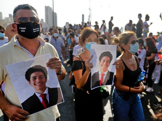 AFP/Joseph Eid.