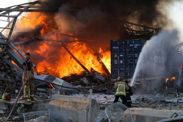 AFP/MARWAN TAHTAH/JOSEPH EID/IBRAHIM AMRO/STRINGER
