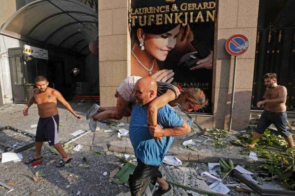 AFP/ANWAR AMRO/IBRAHIM AMRO/MARWAN TAHTAH/STRINGER