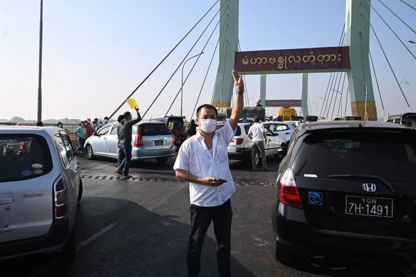 AFP/YE AUNG THU / SAI AUNG MAIN/Bro