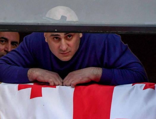 AFP/Vano Shlamov/Bro