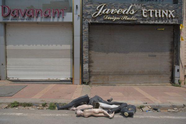 AFP/ Manjunath Kiran