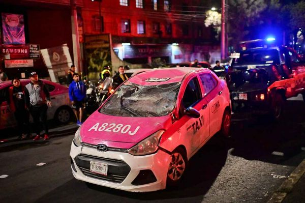 AFP/PEDRO PARDO/Bro