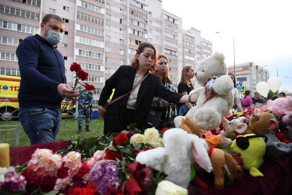 AFP/Roman Kruchinin/NATALIA KOLESNIKOVA/Bro