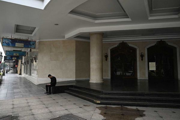 AFP/MANAN VATSYAYANA/Bro