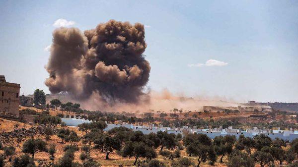 AFP/OMAR HAJ KADOUR/Bro