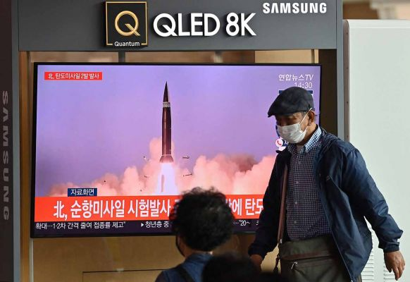 AFP/Jung Yeon-je/Bro