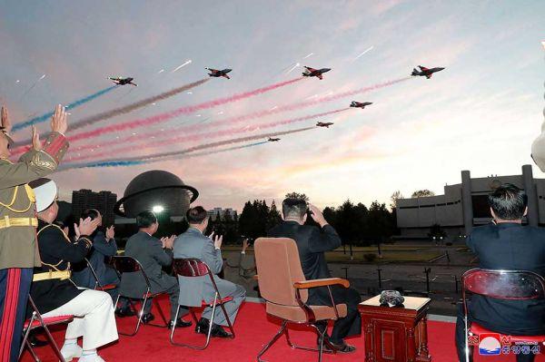 AFP/KCNA/Bro
