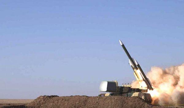 AFP/Iranian Army office/Bro