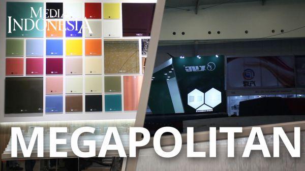 Beragam Produk Kaca Dipamerkan di Glasstech Asia