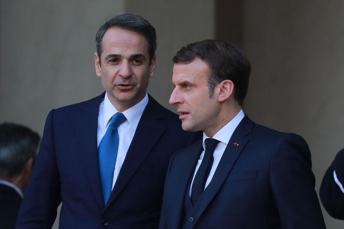Prancis Tingkatkan Militernya di Mediterania untuk Hentikan Turki